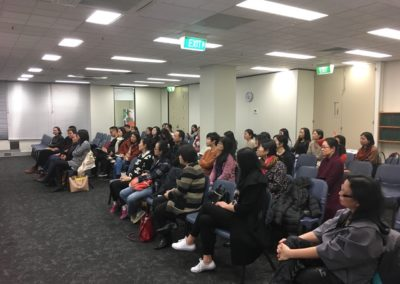 Professional Training at Chinese Interpreters and Translators Association of Australia