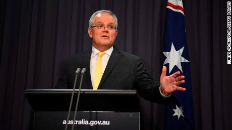 澳洲政府再度发力抗疫,为100万澳大利亚家庭提供免费托儿服务