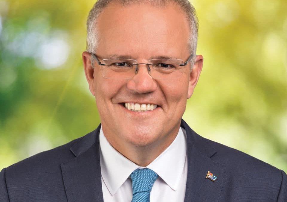澳洲政府帮助人民共渡新冠难关